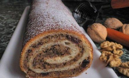 Ořechový zavin pečený v papíru od Danulky | Báječné recepty