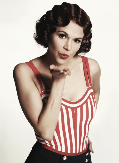 Sutton Foster. Perfection at its finest.
