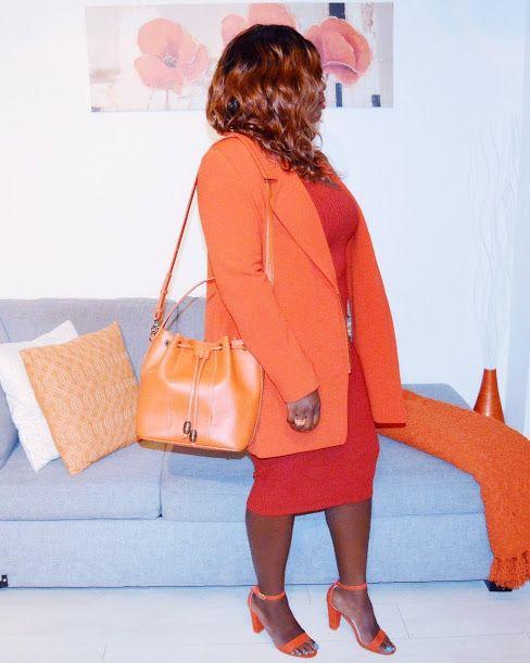 The AfroFusion Spot: Happy New Month: February Orange Feature of the Month, orange, ootd, fashion, style, stylish, fashionista, fashion killa, interior design, home decor, blogger, blog, bag, purse, bouswari, leather, senegal