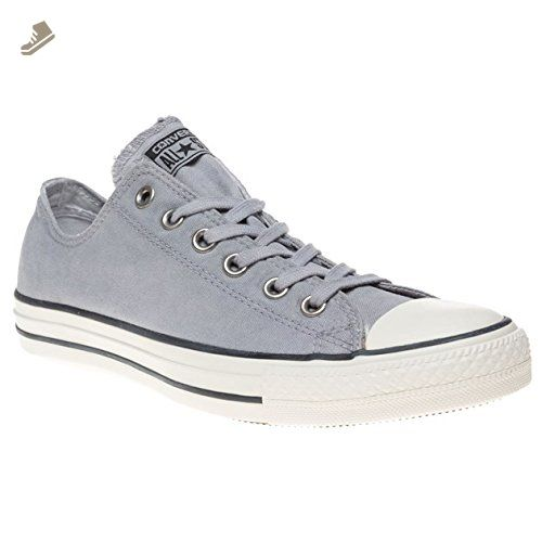 ab8161fd10 Converse Unisex Chuck Taylor All Star Ox Low Top Dolphin Sneakers - 11 B(M)  US Women / 9 D(M) US Men - Converse chucks f… | Converse Sneakers for Women  ...
