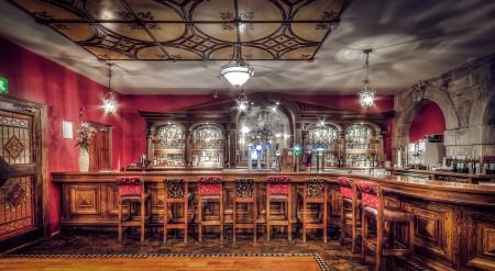 The Schoolhouse Bar at Celbridge Manor Hotel