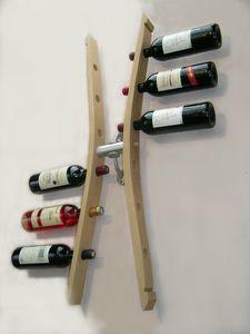 17 meilleures id es propos de porte bouteilles de vin - Porte bouteille vin mural ...