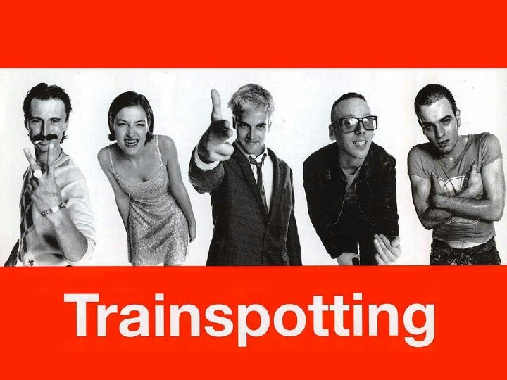 Trainspotting (1996) a film by Danny Boyle + MOVIES + Ewan McGregor + Ewen Bremner + Jonny Lee Miller + Kevin McKidd + Robert Carlyle + Kelly Macdonald + cinema + Drama