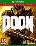 Doom Game  Season Pass Bundle (Exclusive to Amazon.co.uk) (Xbox One) - Amazon Lightning Deal - 26.18