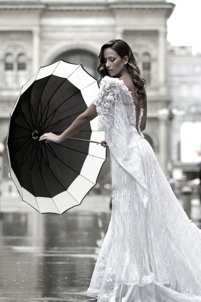 Micaela Oliveira Gown & Parisian Perfection   I like the sea of a sleeve that looks like this but def not the beading