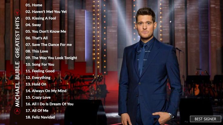 Michael Buble Greatest Hits - The Best Of Michael Buble
