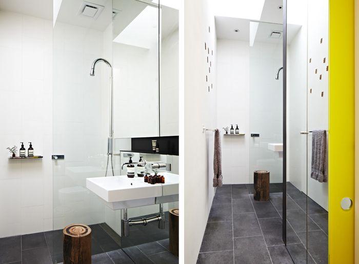 Les 83 meilleures images propos de sdb sur pinterest for Decormag salle de bain