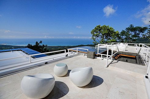 For incredible luxury, stunning views, and beach adventures, stay at Kurà Design Villas. Along the Southern Pacific Coast of Costa Rica | 12 Places To Stay In Costa Rica You Won't Believe Actually Exist