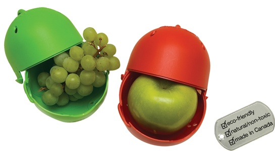 Fruit Guard - bpa-free fruit container