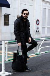 ストリートスナップ - メンズのページ5   Fashionsnap.com