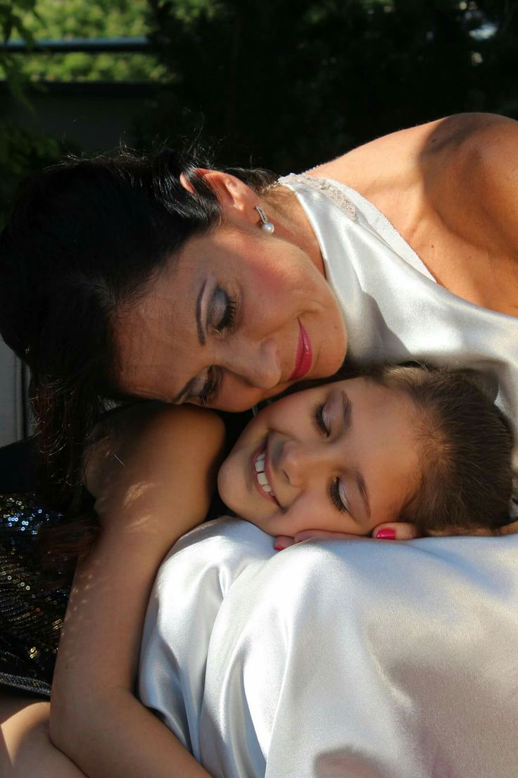 Stylish Mum&daugther ♡ on #MyDay