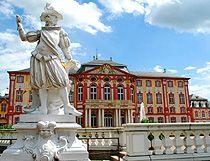 Bruchsal Palace #germany
