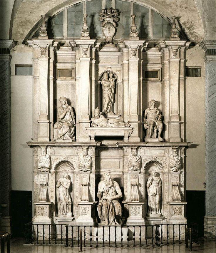 Ο τάφος του Ιουλίου ΙΙ (1545)