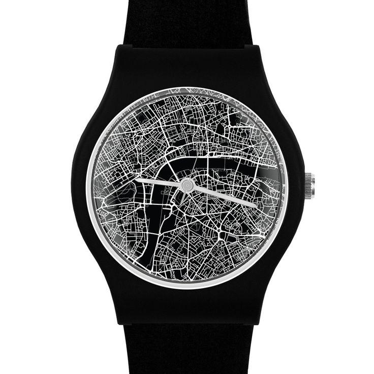 03:10PM LONDON MAP
