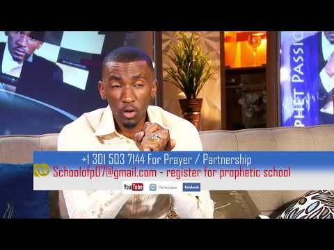 7 eyes of the spirit - Prophet Passion - YouTube | Pastor Exposed