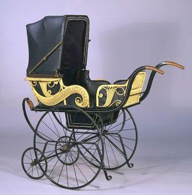 Детская коляска. Часть 2. Викторианская эпоха в Англии, изобретение коляски