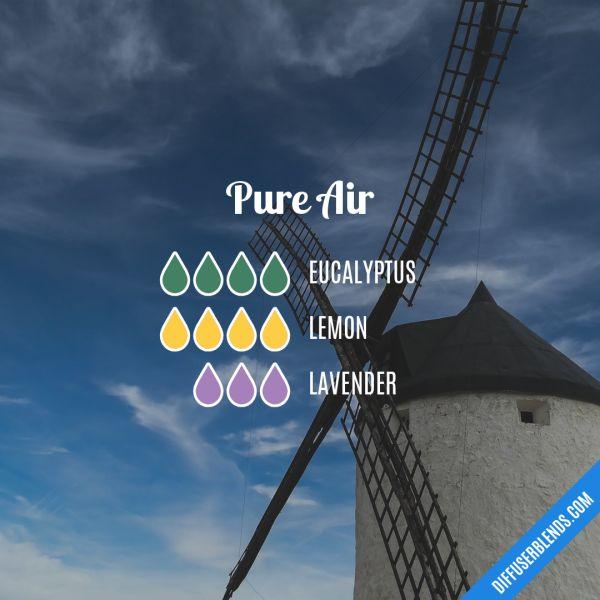 Pure Air - Essential Oil Diffuser Blend
