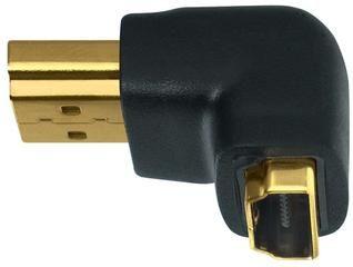 WireWorld HDMI M-F Right Angle