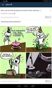 Publica una foto aleatoria.... Y menciona la fecha de tus cumpleaños...