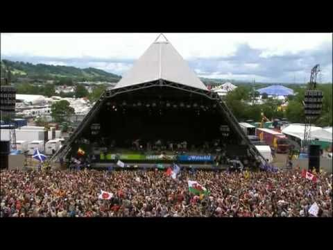 The Marley Brothers (Damian, Stephen & Julian) - Live At Glastonbury (2007) - YouTube