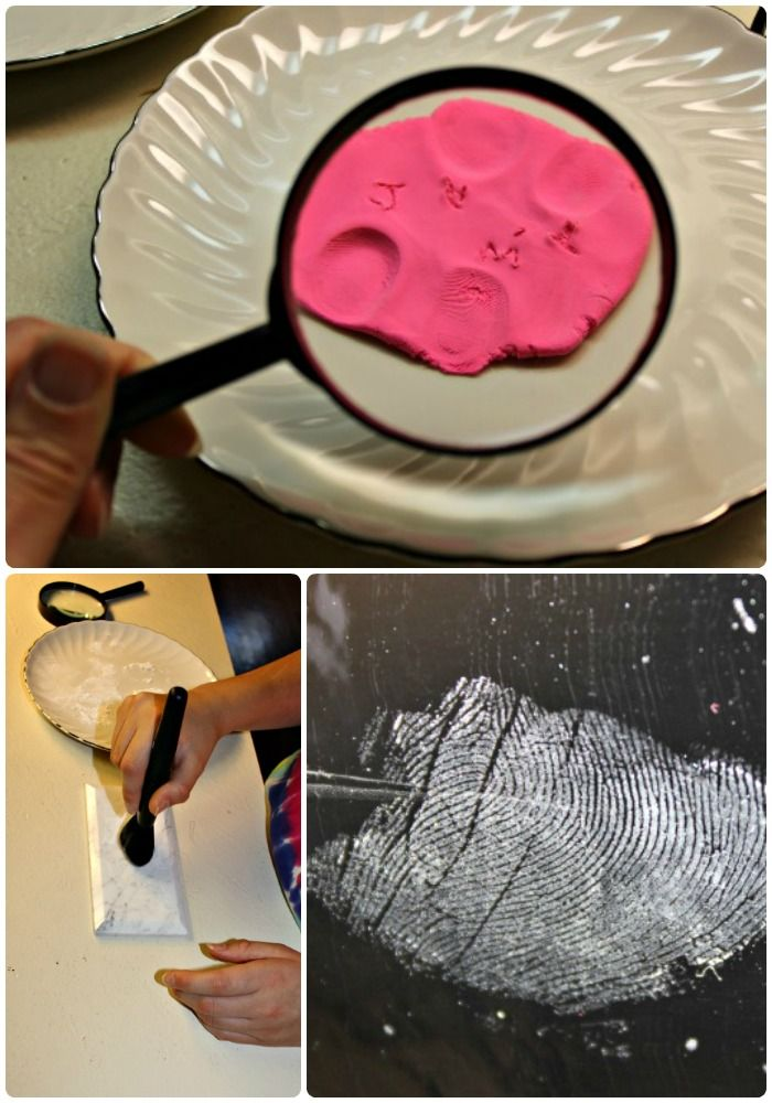 Explore the science of fingerprints with these easy DIY science activities!