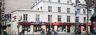 Rougier&Plé à PARIS votre magasin de loisirs créatifs et beaux arts.                        13-15 rue des Filles du Calvaire.                 Paris 3ème