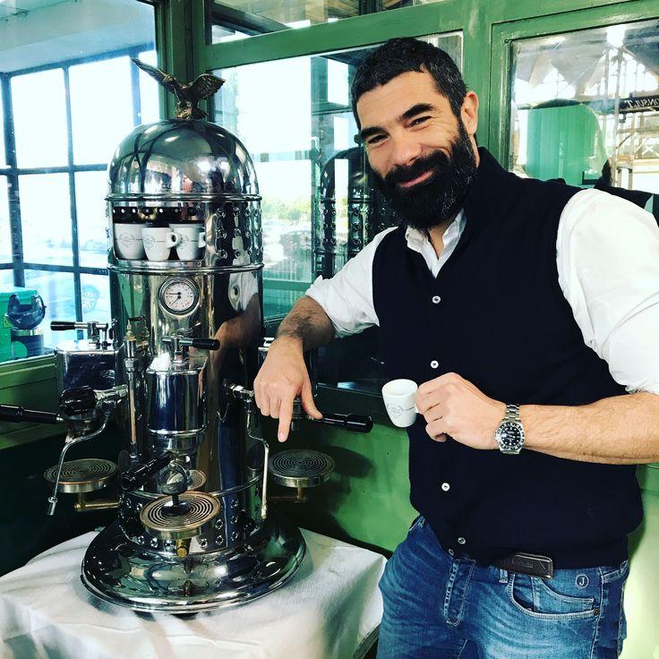 Victoria Arduino Vintage Espresso coffee machine