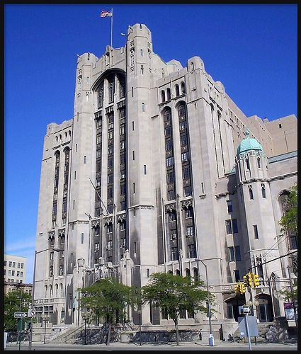 Detroit - Masonic Temple. My Dad used to take me to all the Michigan Opera Theater (MOT) productions here.