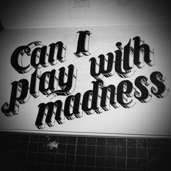 CAN I PLAY WITH MADNESS Lyrics - IRON MAIDEN   eLyrics.net