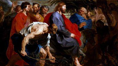 O caminho para Jerusalém - HD337 - Terça-feira da 26.ª Semana do Tempo Comum (P)  Em nome do Pai e do Filho e do Espírito Santo. Amém. Meus queridos irmãos e irmãs no evangelho de hoje Jesus toma a firme decisão de ir para Jerusalém. É interessante nós notarmos que o evangelho de São Lucas ao contrário dos outros evangelistas é um evangelho realmente cortado em duas partes: até aqui até esse versículo 51 do capítulo 9 Jesus está exercendo seu ministério ali na região da Galiléia na sua terra…