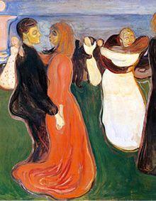 edvard munch biography | Edvard Munch The Dance of Life (1899–1900)