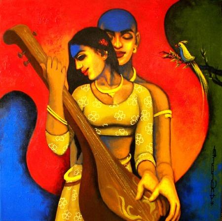 Anand Dharmadhikari - Untitled