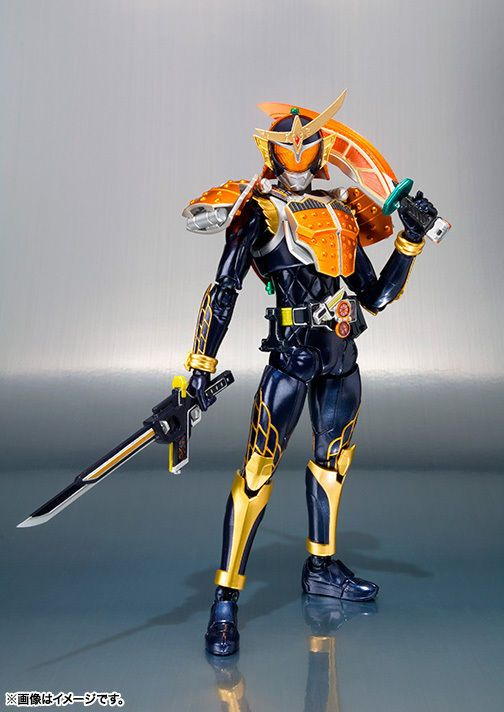 Bandai SHF S.H.Figuarts Kamen Rider Gaim Orange Arms , see more http://www.goodbrandcollection.com/