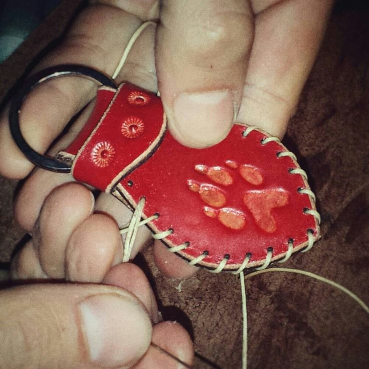 Work on a keychain :)