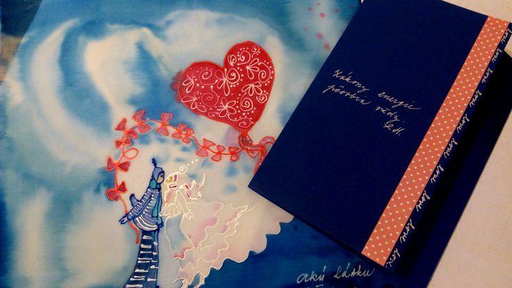 Ilustrac. Gaëlle Boissonnard- paint silk Monica Cadre