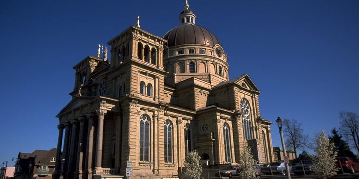 Basilica of St. Josaphat | Travel Wisconsin