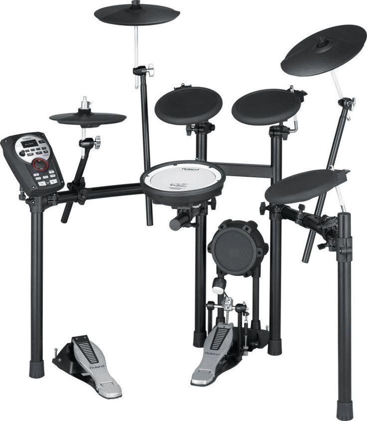 ROLAND TD11KS V-Compact Series Electric Drum Set