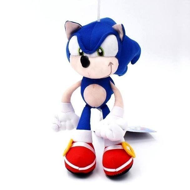Sonic The Hedgehog Funny Sonic Plush Toys 20 Cm With Images Sonic Plush Toys Plush Toy Dolls Plush Dolls