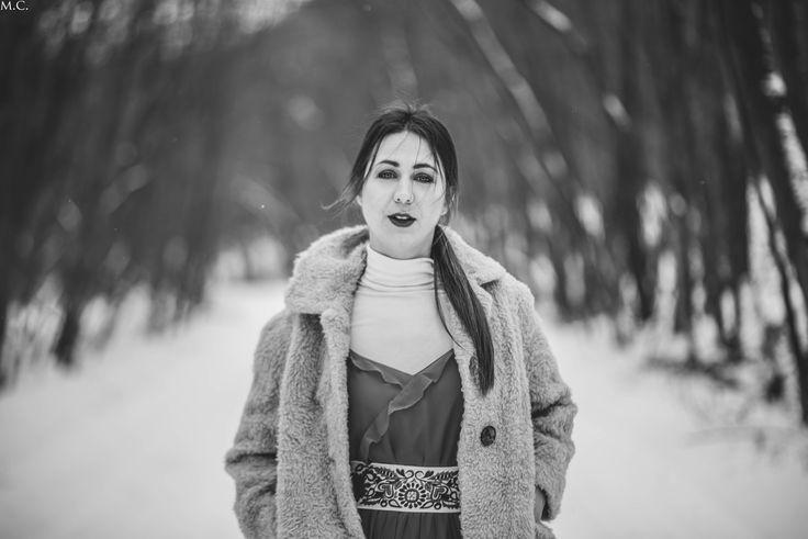 Winter princess!