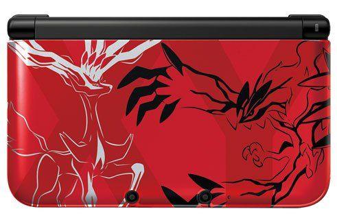 Nintendo Pokémon X & Y Limited Edition 3 DS XL (Red)  http://www.cheapgamesshop.com/nintendo-pokemon-x-y-limited-edition-3-ds-xl-red-2/