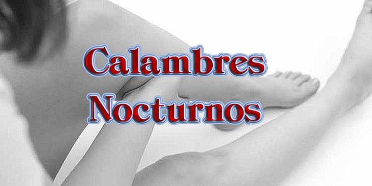 Aquí están nuestros remedios naturales contra los calambres nocturnos en las piernas. El dolor es puntual y en ocasiones muy doloroso. Hay Remedios Caseros
