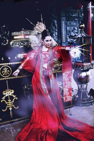 The Chinese Empress by felix rusli