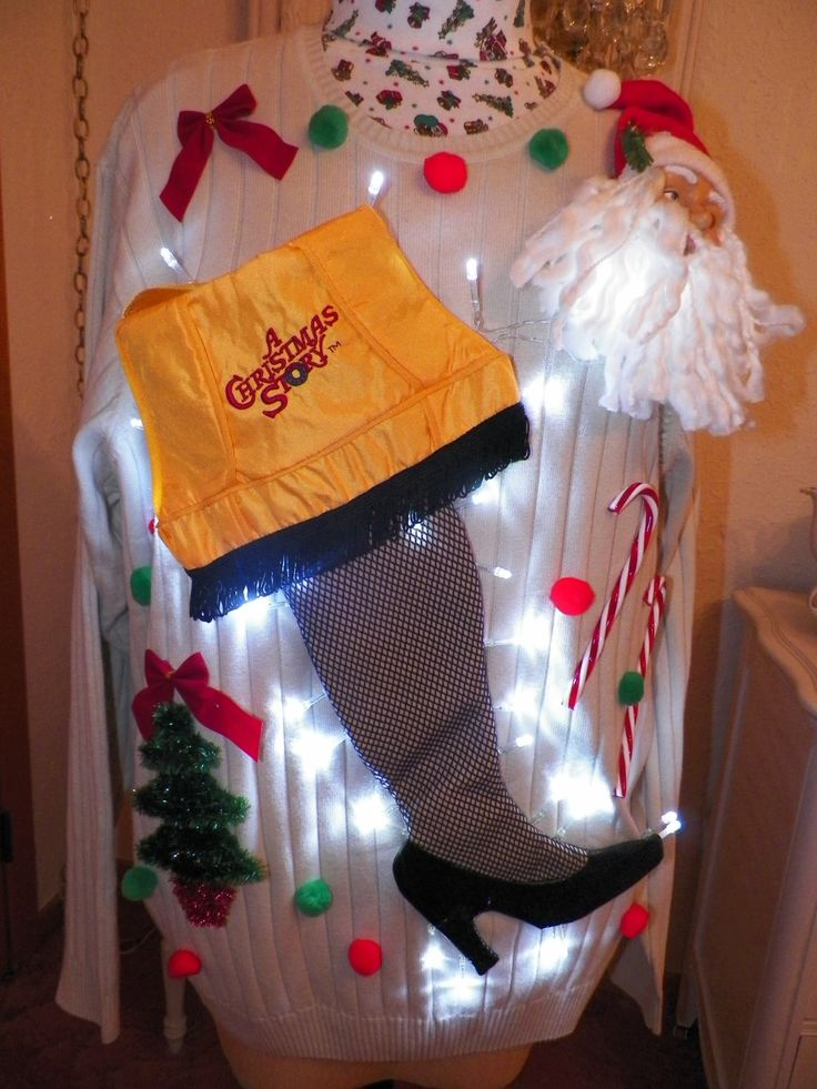 27 best ugly sweater contest images on Pinterest | Christmas ...