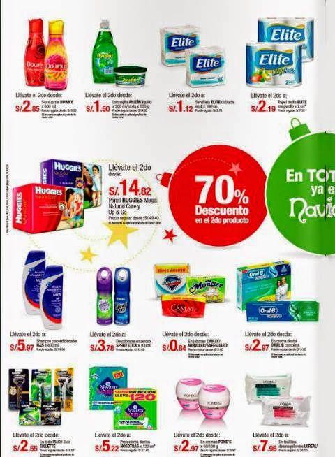 Ofertas en Productos varios en Tottus hasta el 26-11-2014