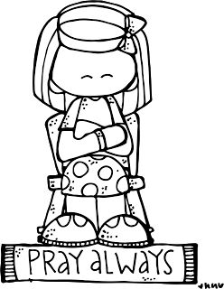 prayer coloring page lds - 1000 images about lds clip art on pinterest