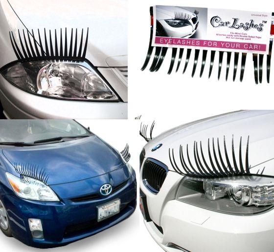 9 Best Car Eyelashes Images On Pinterest