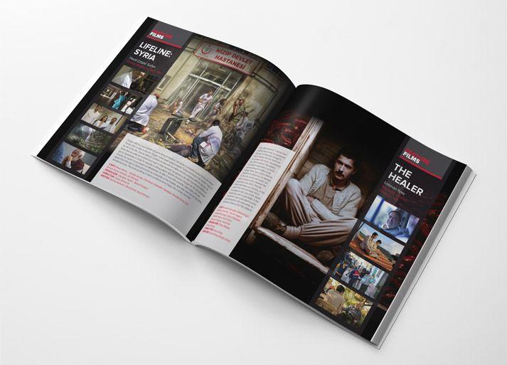 Katalog Tasarımı - TRT TV Movies