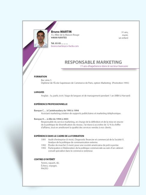 23 best Cv images on Pinterest | Resume, Sample resume and Job