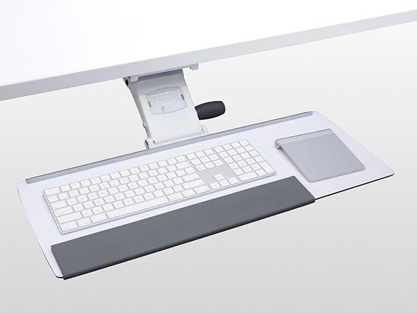 Metro 6 Keyboard Tray System Workrite Ergonomics Workrite Ergonomics Keyboard Ergonomics