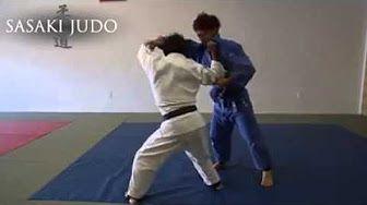 投技 - basic judo tachiwaza or throwing techniques - YouTube